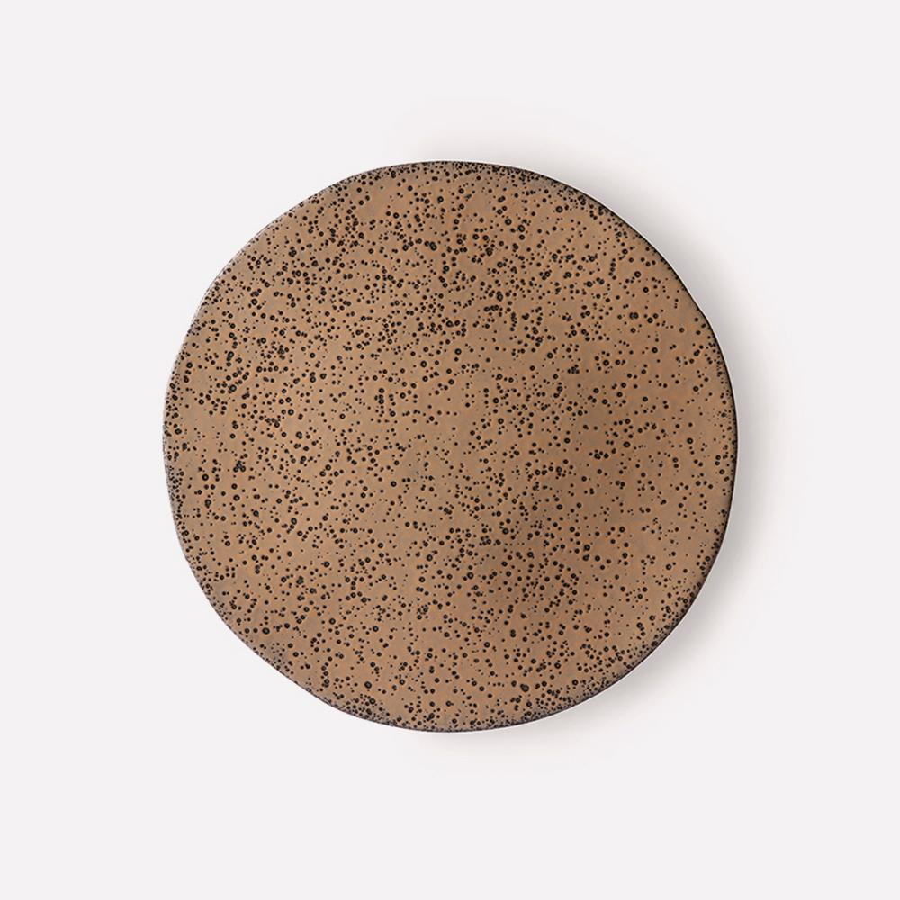 Plato GRADIENT Side Plate TAUPE set 2