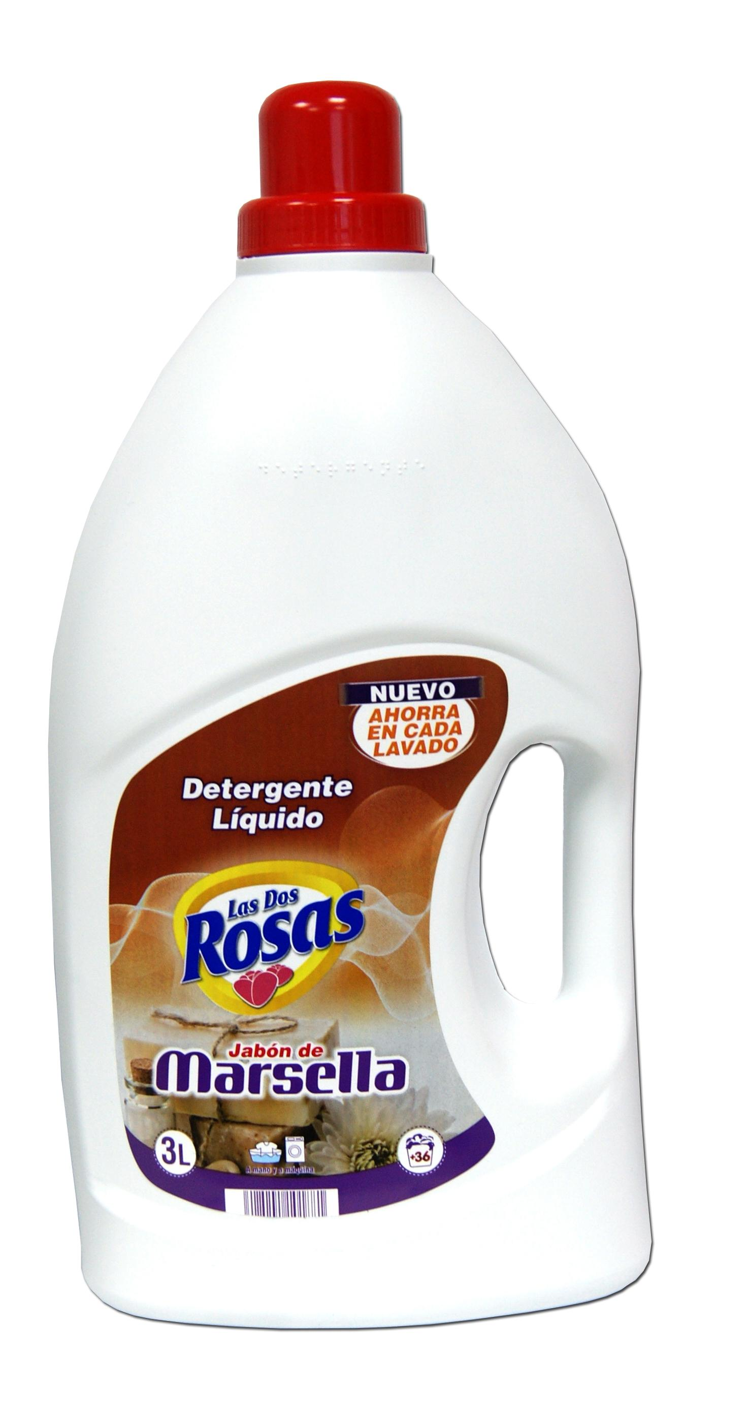 Detergentes Líquidos - Ancar 3