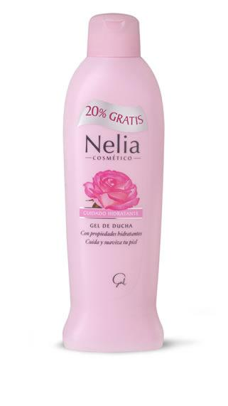 Nelia Gel Ducha 750+150ml