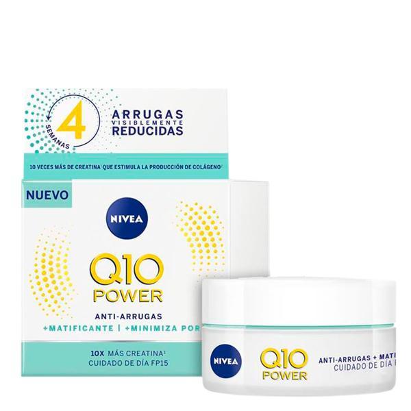 Nivea Q10 Día Piel Mixta 50ml