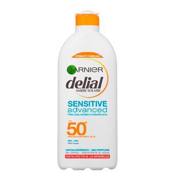 Delial Protector Solar 400ml F50