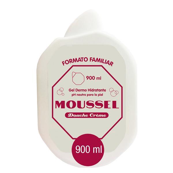 Moussel Gel Dermo 900ml