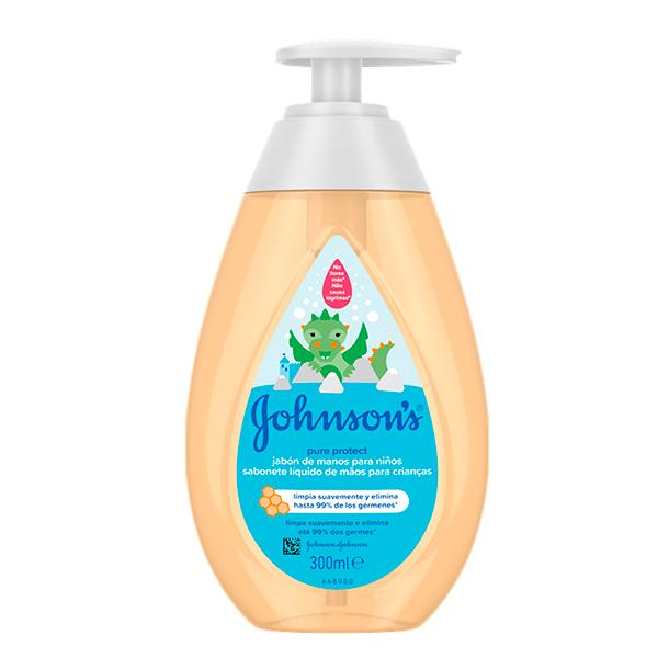 Johnsons jabón Pure Protect 300ml