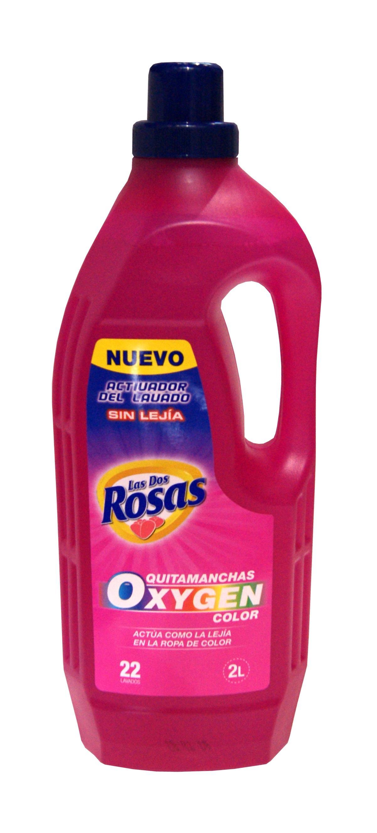 Las 2 Rosas 2L lejia color