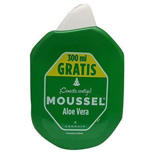 Moussel Gel Aloe Vera 600+300ml