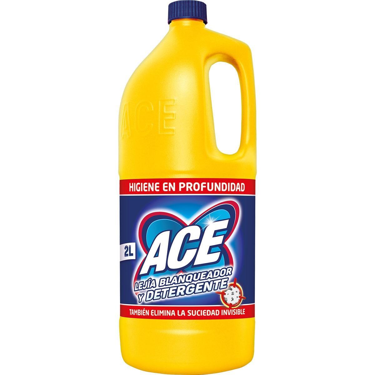 Ace Lejía + Detergente 2L