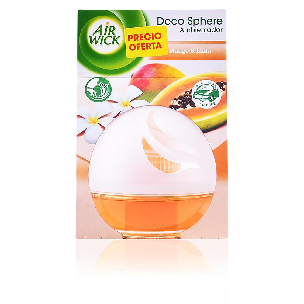 Airwick DECO SPHERE ambientador mango & lima
