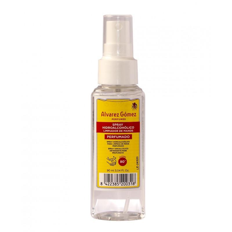 Alvarez Gómez Spray Hidroalcohólico Perfumado 90ml