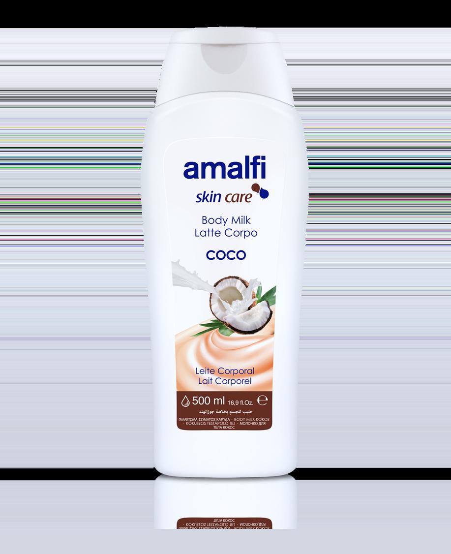 Amalfi Crema Corporal Coco 500ml