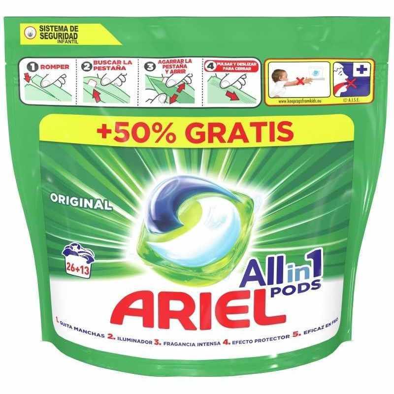 Ariel Pods 26+13 unidades