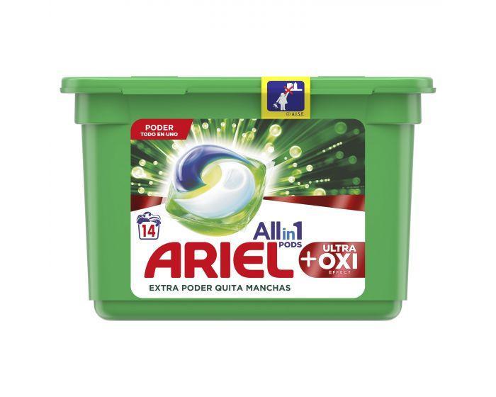 Ariel Pods Ultra Oxi 14u