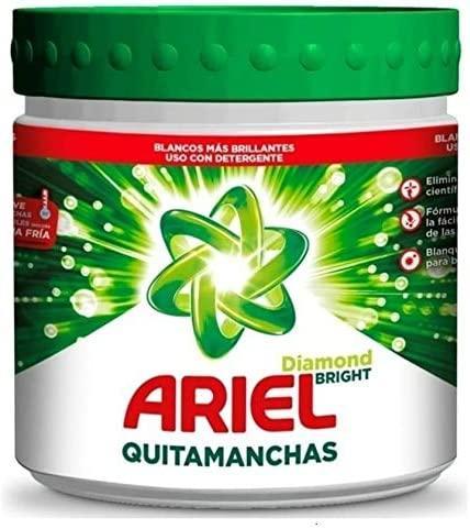 Ariel Quitamanchas Blanco Polvo 500gr