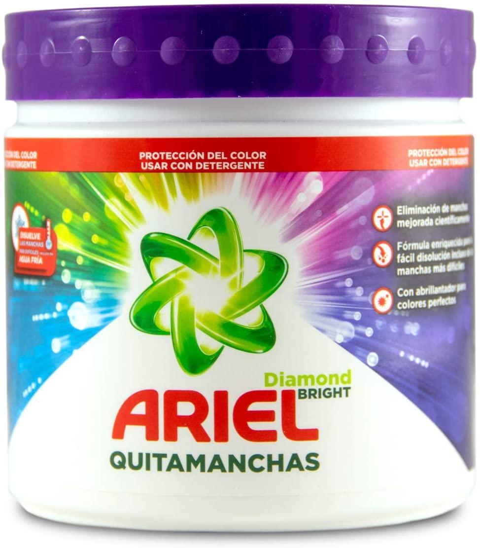 Ariel Quitamanchas Color Polvo 500gr