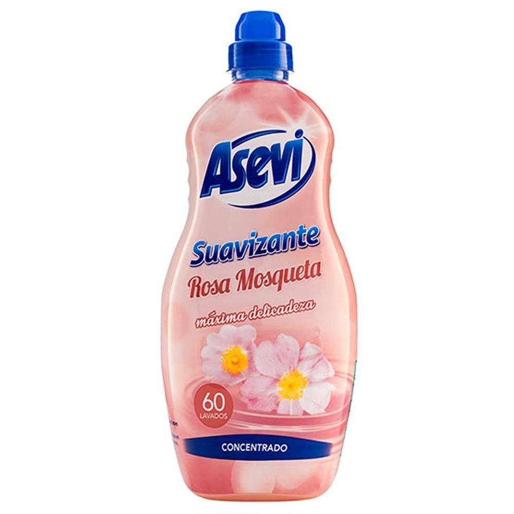 Asevi Suavizante Rosa Mosqueta 60d 1,5L