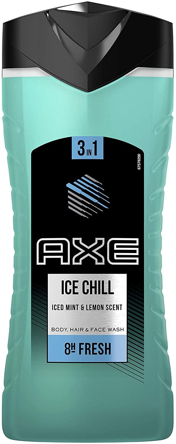Axe Gel de Ducha Ice Chill 400ml