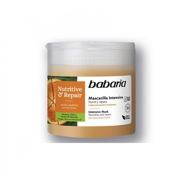 Babaria Macarilla Capilar Nutritiva 400ml