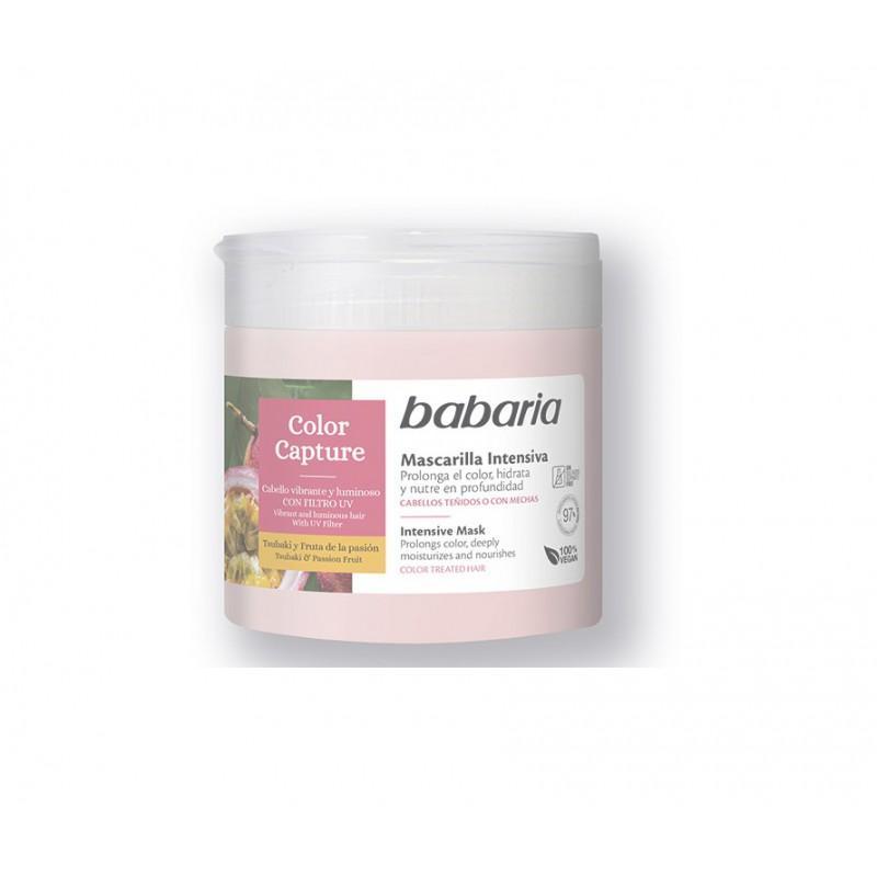 Babaria Macarilla Capilar Protector del Color 400ml