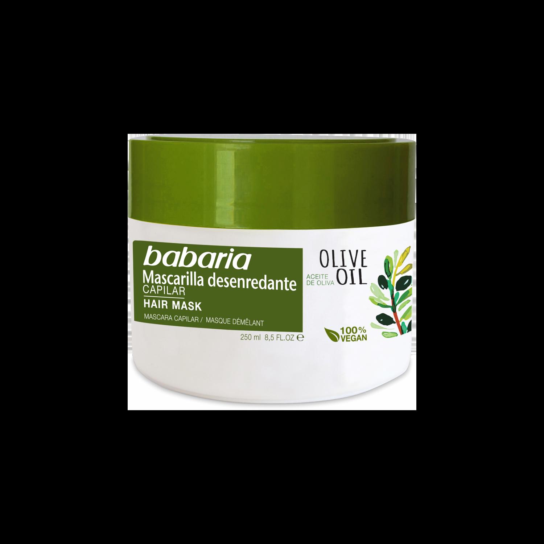 Babaria Mascarilla Capilar Aceite de Oliva 400ml