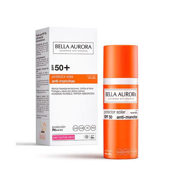 Bella Aurora Protector Solar Anti-manchas 50+, 50ml