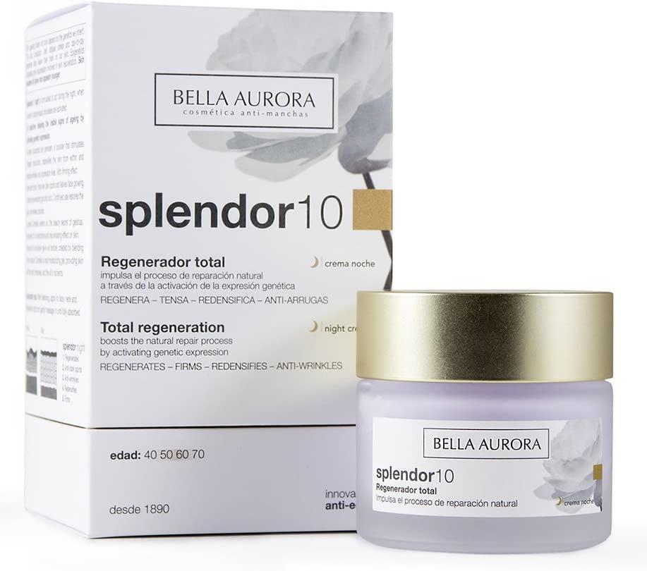 Bella Aurora Splendor 10 Regenerador Total Noche 50ml