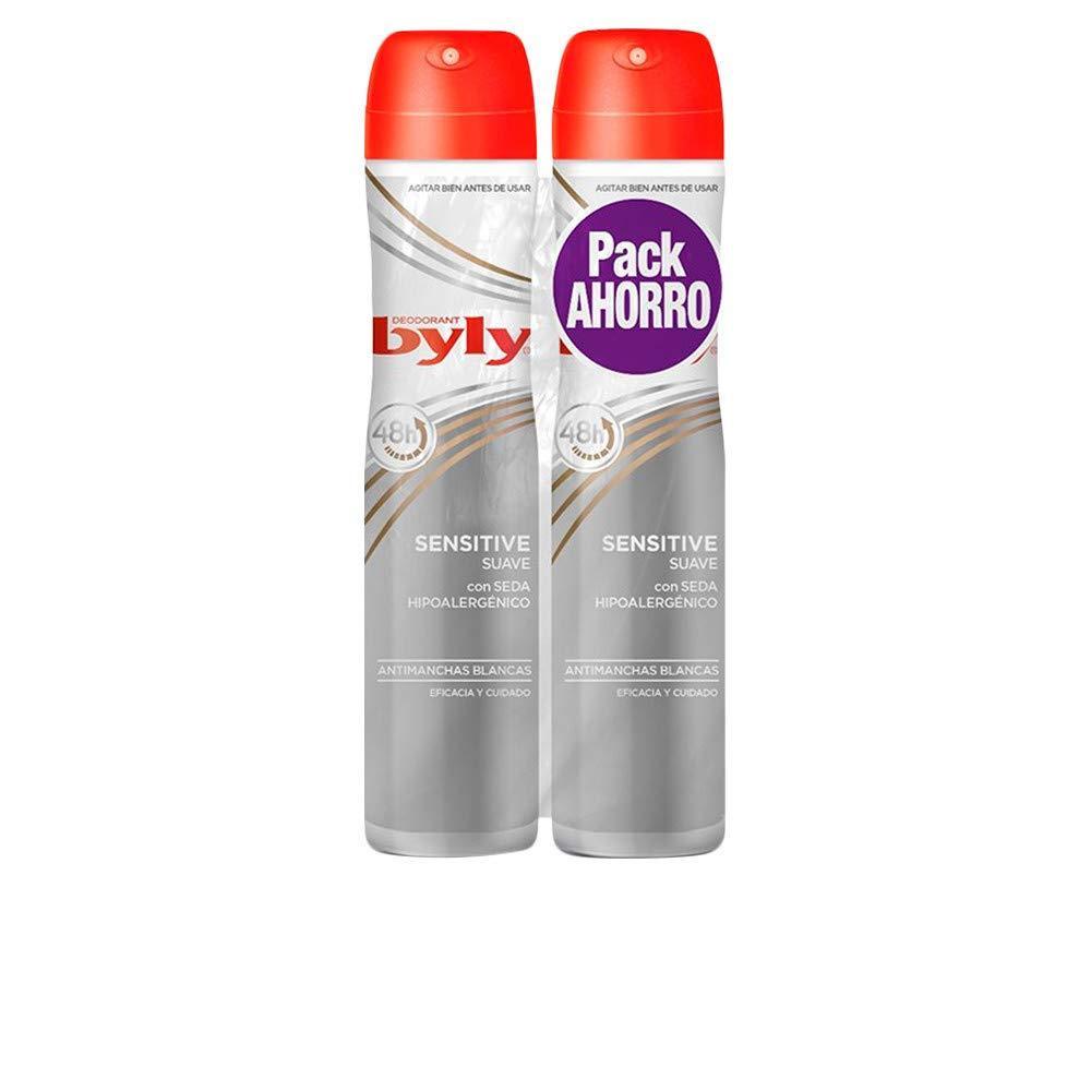 Byly Desodorante Sensitive Spray Pack 2 x 200ml
