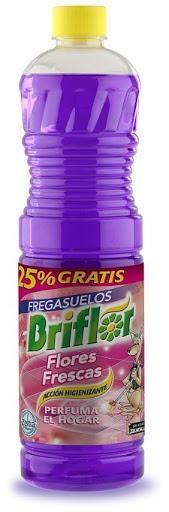 Briflor Fregasuelos Flores Frescas 1.25 Litros
