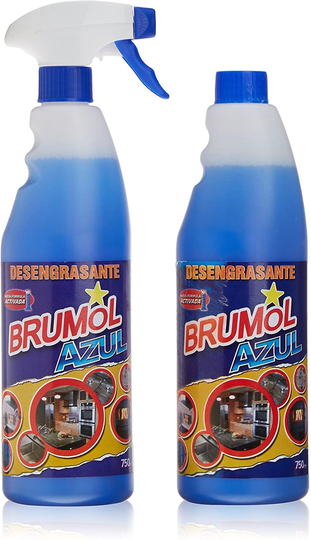 Brumol Pistola+ Recambio 750ml+750ml