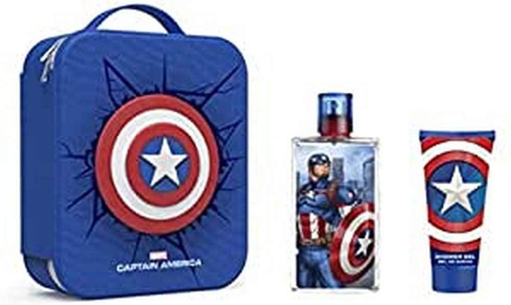 Capitán America Set Regalo