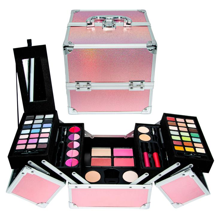 Cofre Maquillaje Pink