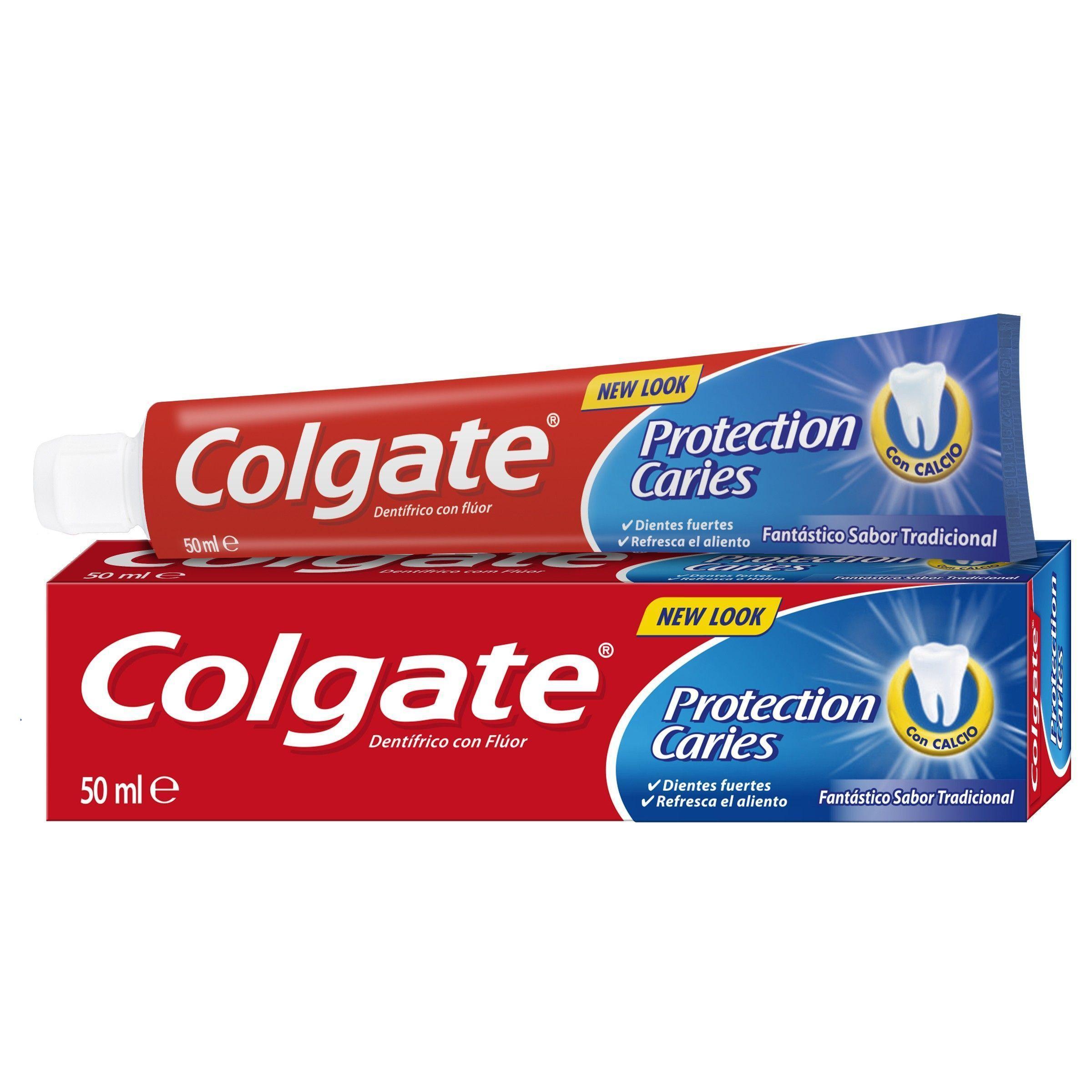 Colgate Protección Caries  50 ml