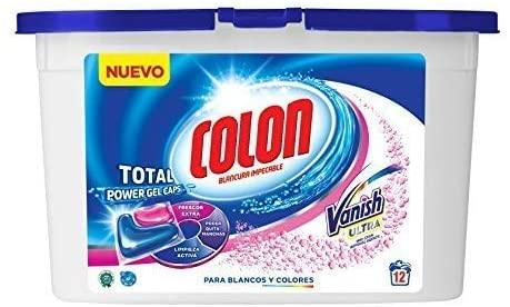 Colon caps vanish 12u