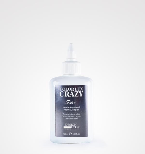 Color Lux Crazy Silver 150ml