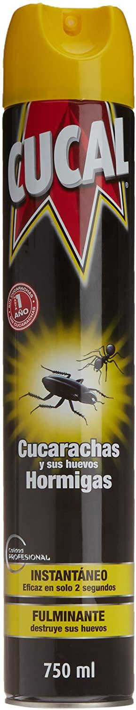 Cucal  Insecticida Spray 750ml