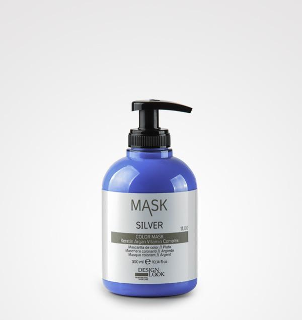 Design Look Mascarilla Color Plata 300ml