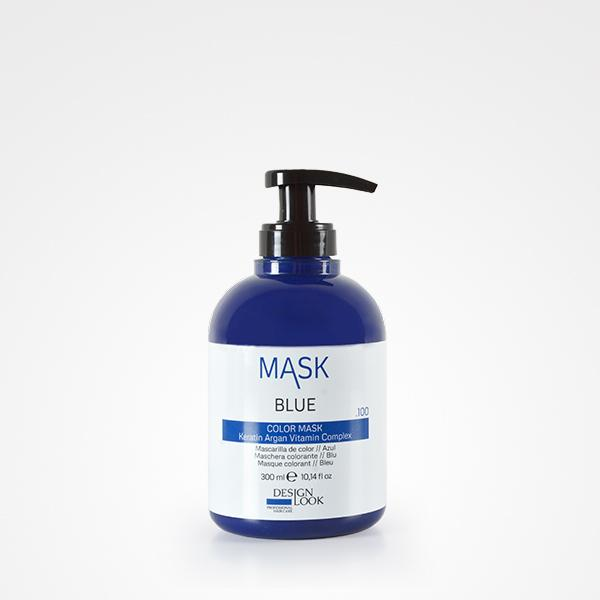 Design Look Mascarilla color Azul 300ml