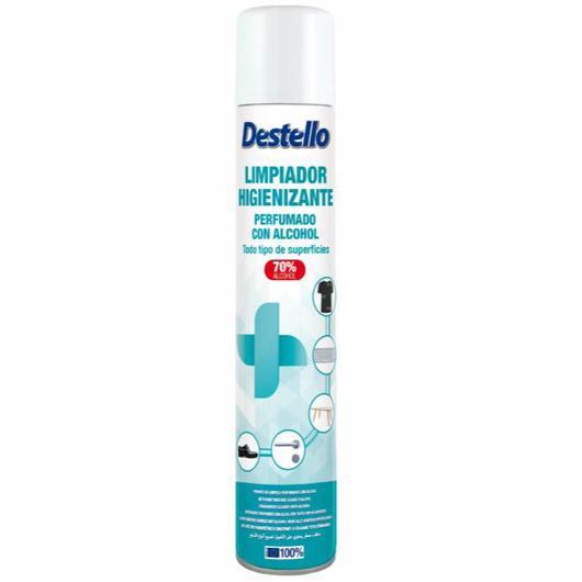 Destello Higienizante Perfumado Spray 400ml