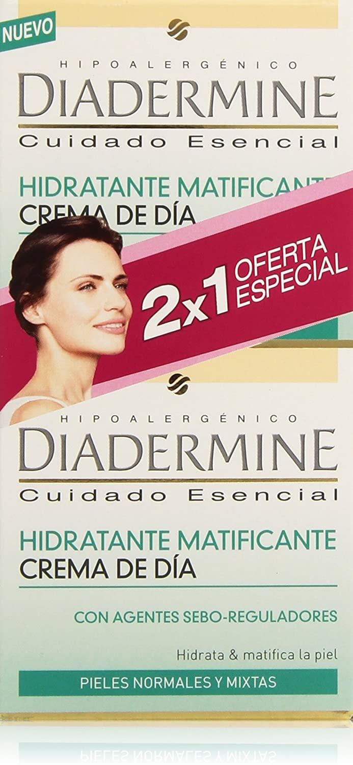 Diadermine hidratante Piel normal 1+1 50ml