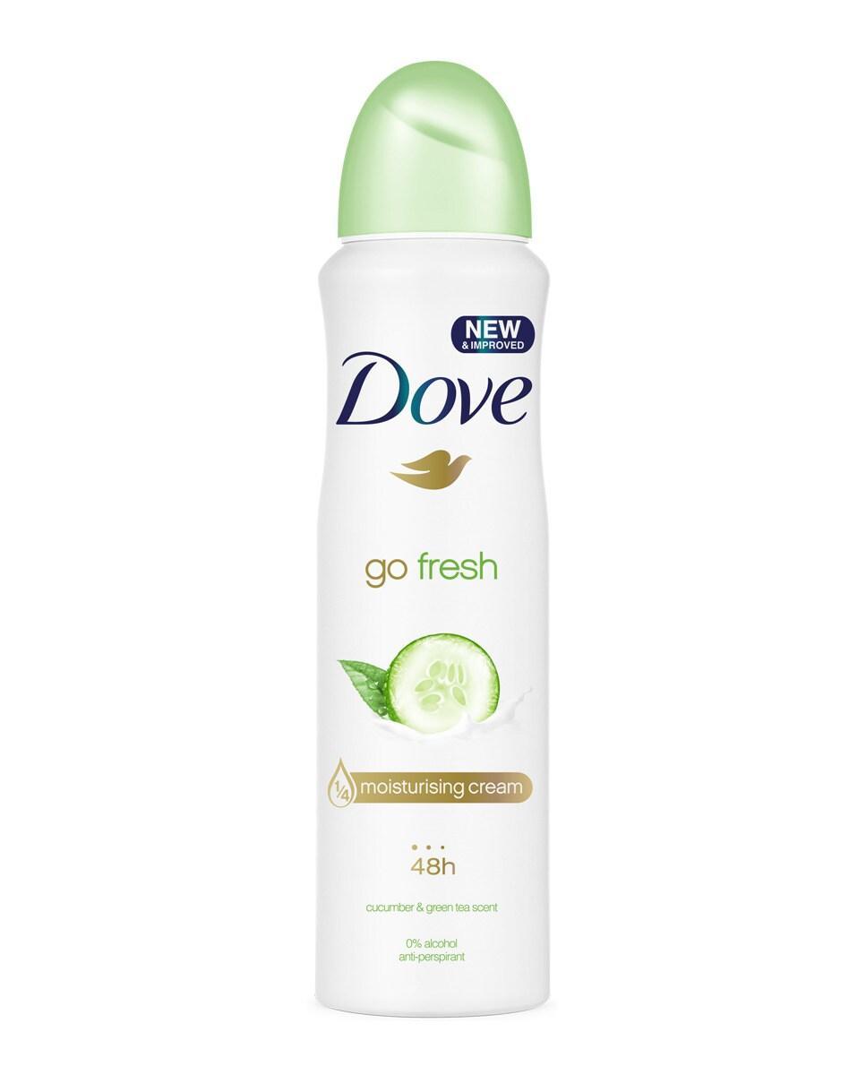 Dove Desodorante Spray Go Fresh 250ml