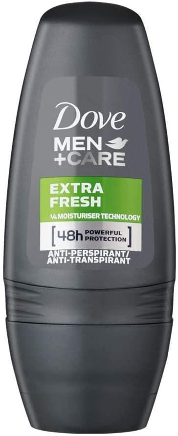 Dove Men Desodorante Extra Fresh Roll-on 50ml