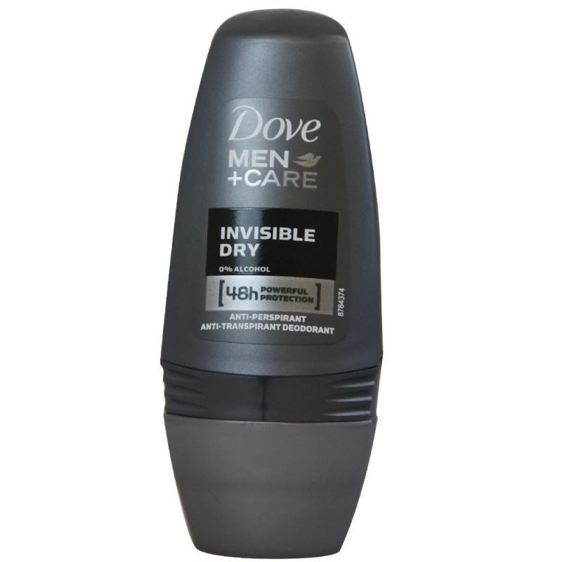 Dove Men Desodorante Roll-on Invisible 50ml