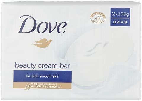 Dove pack 2 pastillas 100gr