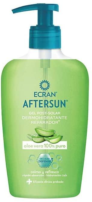 Ecran Aftersun Gel Aloe Dosificador 200ml