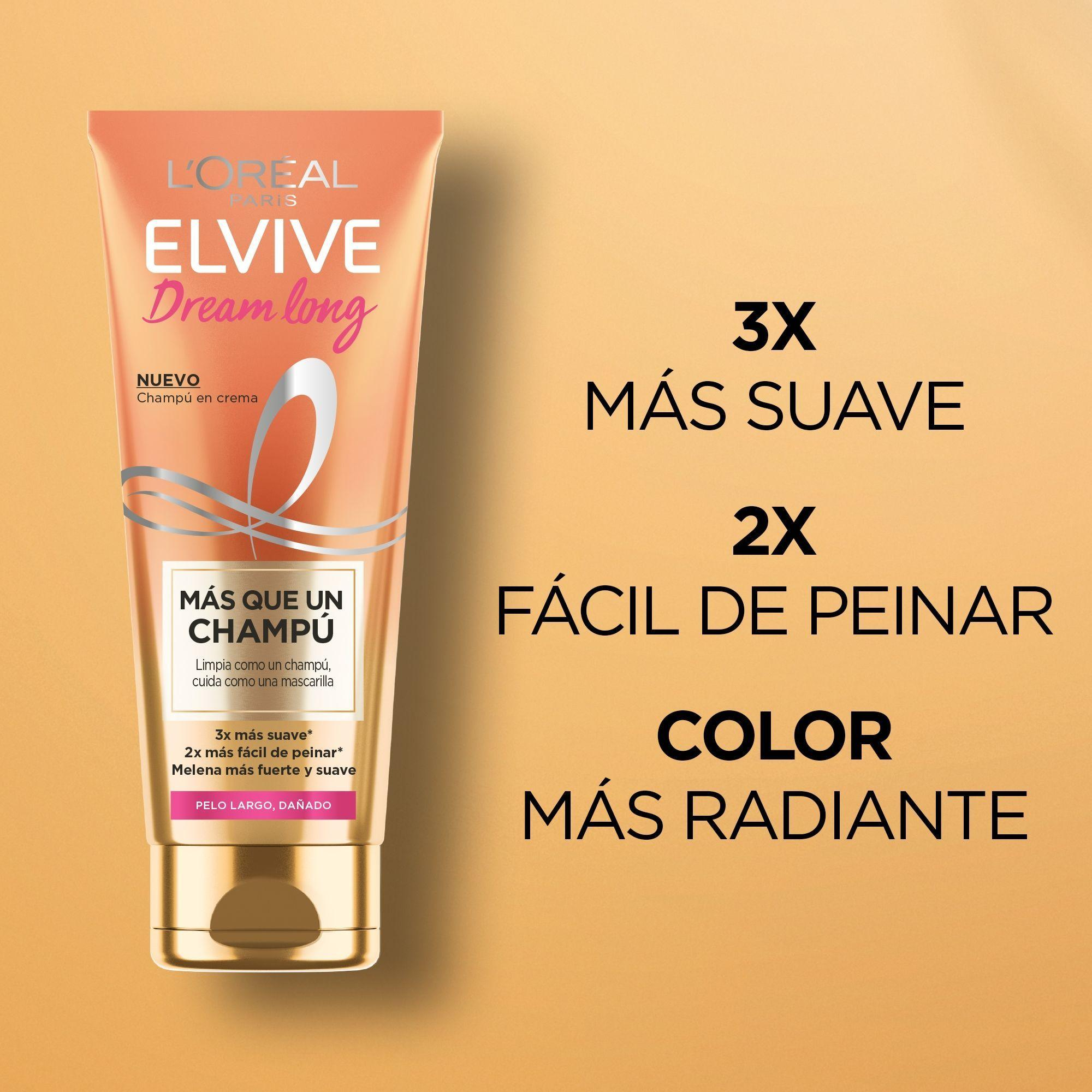 Elvive Más que un Champú  Dream Long 200ml