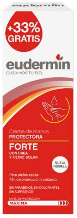 Eudermin Crema Manos Forte 75ml+33%