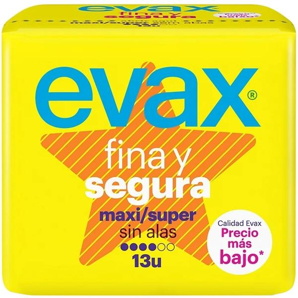 Evax F&S Maxi sin alas 13u