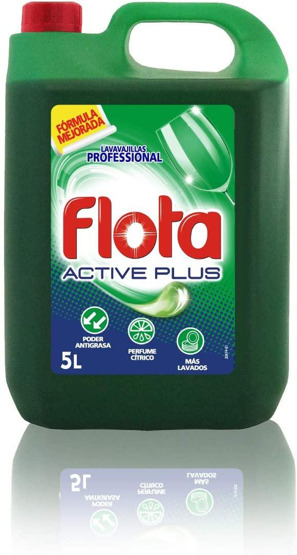 Flota Vajillas Active Plus 5L