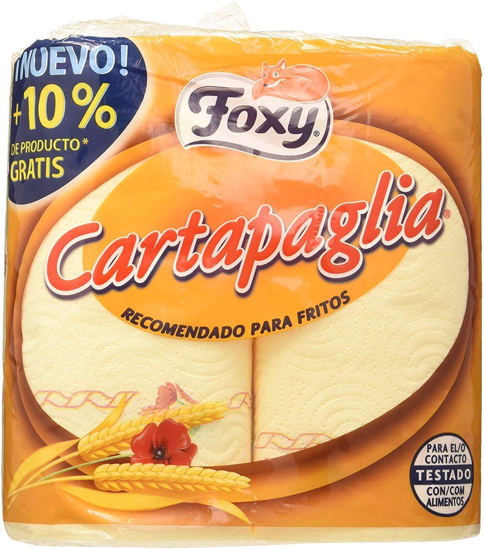 Foxy Cartapaglia 2r