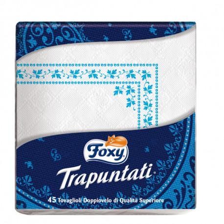 Foxy Servilletas Trapuntati 50u