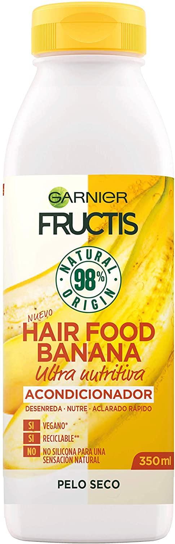 Fructis Hair Food Acondicionador Banana 350ml