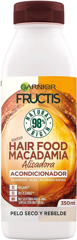 Fructis Hair Food Acondicionador Macadamia 350ml